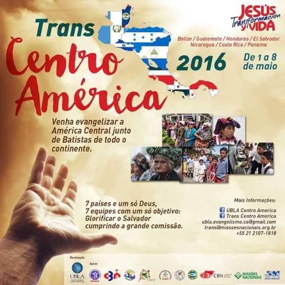 TRANS CENTRO AMÉRICA