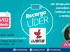 Recarga Líder – JUBAG –15/Fev
